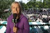 Martina Navratilova, TC, 2010 French Open